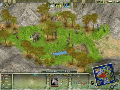 Age of Mythology: The Titans Windows Animals