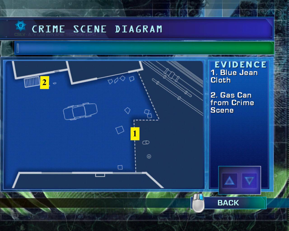 Yeardley Love Crime Scene