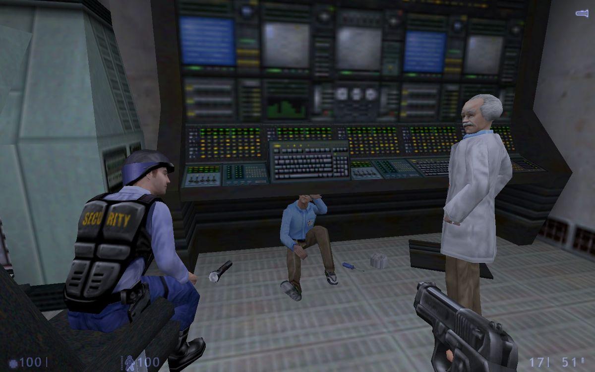 Half Life Blue Shift Screenshots For Windows