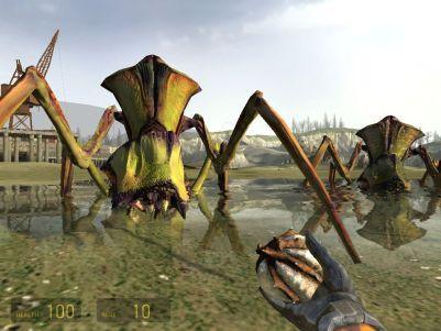 Half-Life 2 Windows Come to daddy...