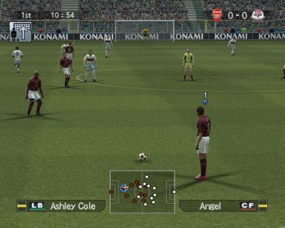 World Soccer: Winning Eleven 9 Windows Free kick