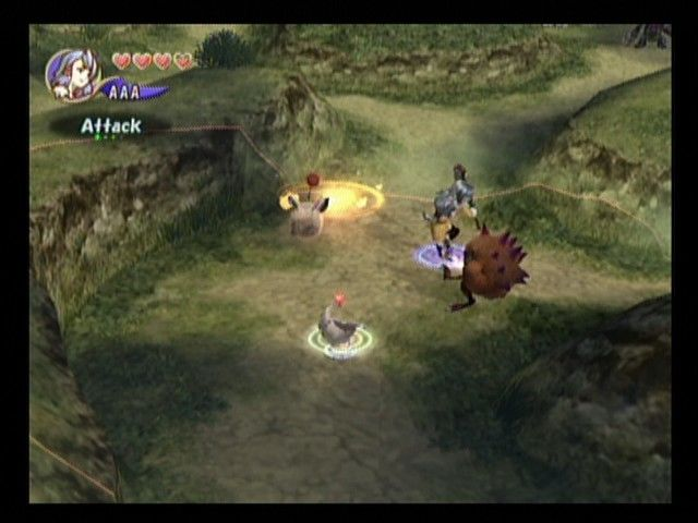 Final Fantasy Crystal Chronicles Screenshots For GameCube