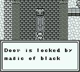 The Final Fantasy Legend Game Boy A Tough Spot
