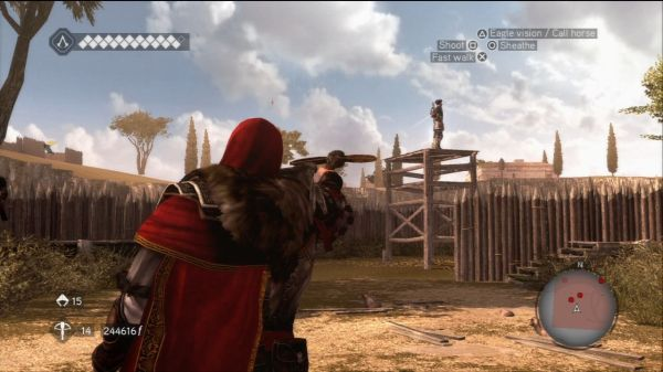 Assassin's Creed: Brotherhood Screenshots for PlayStation ...