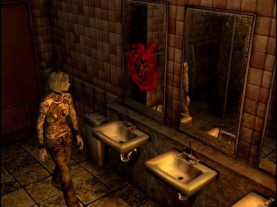 Silent Hill 3 Windows Once you completed the game, you start getting codes to unlock Heather's wardrobe: now THESE are the clothes to fit this girl's attitude, huh?