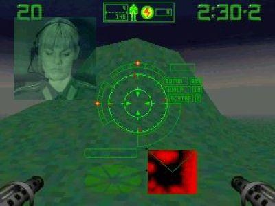 Krazy Ivan Windows In game, talking to commander