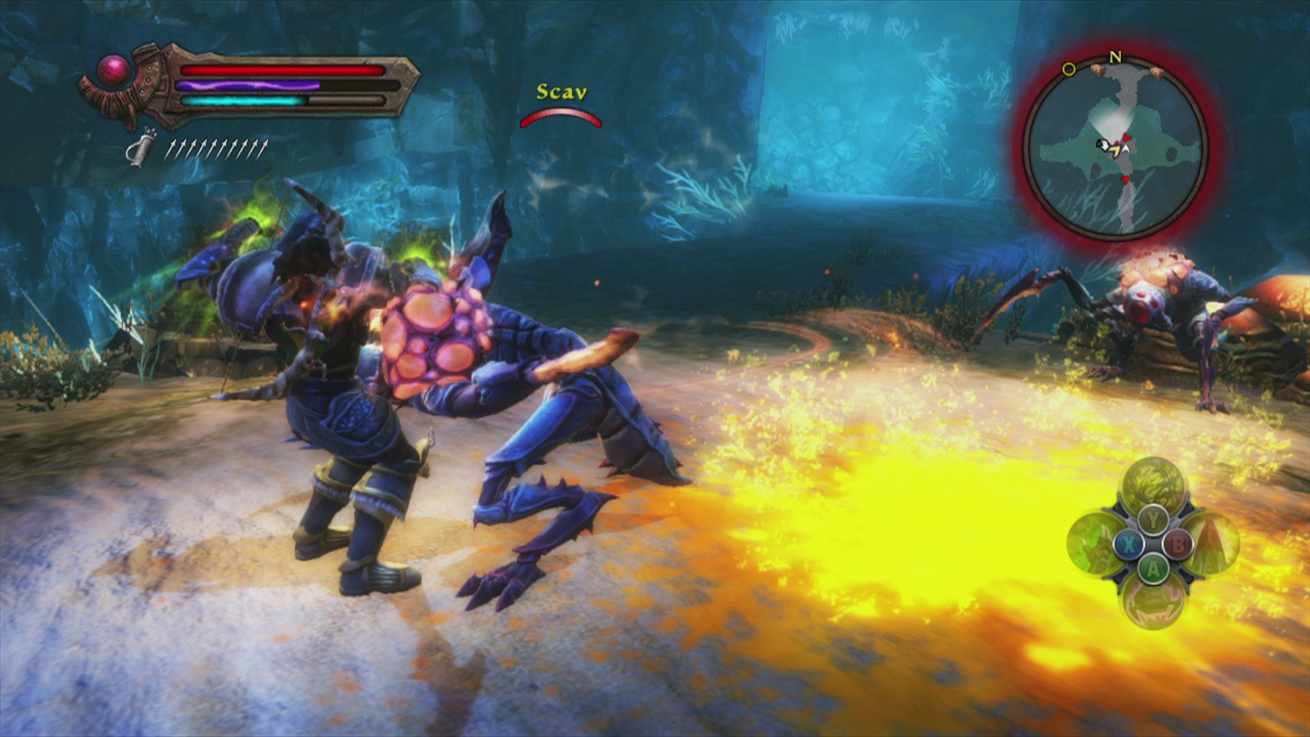 Kingdoms Of Amalur Reckoning Screenshots For Xbox 360