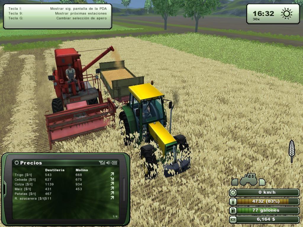 2013 Simulator Com Farming