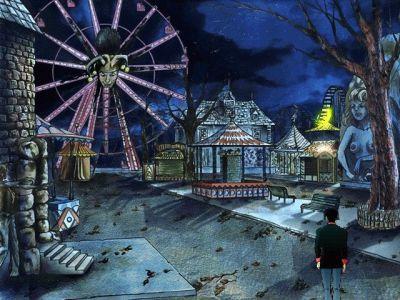 Dylan Dog: Horror Luna Park Windows Wandering in the Horror Luna Park.