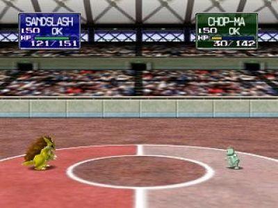 Pokémon Stadium Nintendo 64 Duel time!