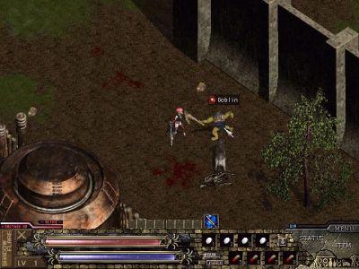 ShadowFlare: Episode One Windows Kill the goblin!
