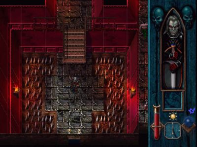 Blood Omen: Legacy of Kain Windows Many spikes