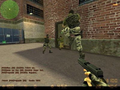 Half-Life: Counter-Strike Windows I'm with the terrorists now. It rules to be a bad guy!