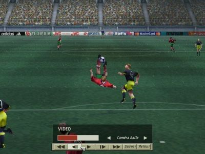 FIFA 99 Windows Video record (which you can save) of the last action.