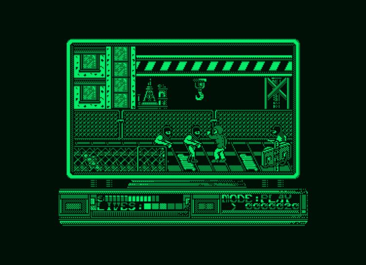 Rescate En El Golfo Screenshots For Amstrad Pcw Mobygames