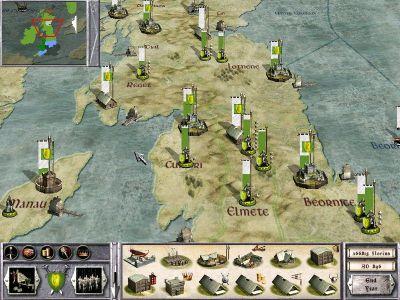 Medieval: Total War - Viking Invasion Windows The Irish overrunning England! Yay!