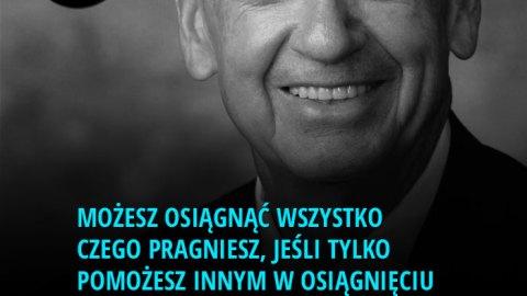 Możesz osiągnąć wszystko czego pragniesz, jeśli tylko pomożesz innym w osiągnięciu tego - czego oni pragną. - Zig Ziglar