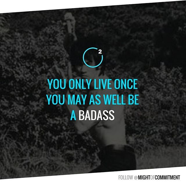 You only live once.#quotes #motivation #inspiration