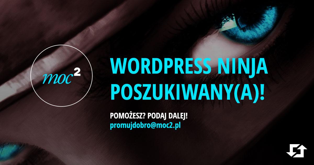 Wordpress Ninja Developer poszukiwany(a)