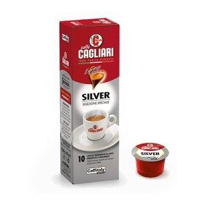 Caffitaly Caffè Cagliari Silver - Capsule compatibili Caffitaly System