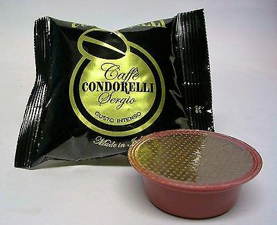 110 Capsule Caffe' Condorelli Sergio compatibile a modo mio GUSTO INTENSO