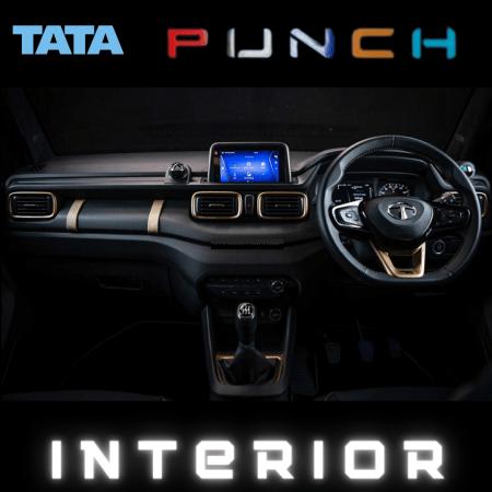 TATA PUNCH | Interior