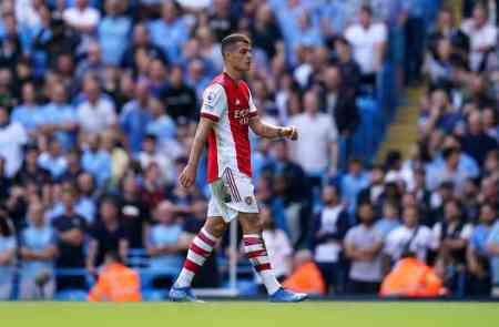 Arsenal reveal injury recovery timeline for Granit Xhaka
