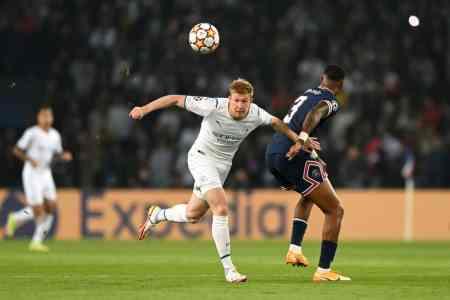 Manchester City's Kevin De Bruyne names his Ballon D'or winner