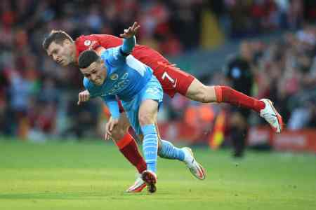 Foden stars against Brighton as central solution my have presented itself