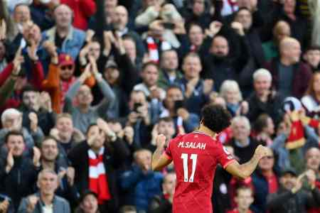 Salah's massive Liverpool wage demands reportedly revealed