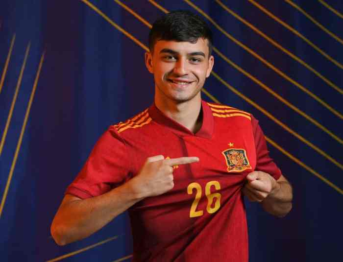 After signing new Barcelona contract, Pedri's astronomical release clause revealed