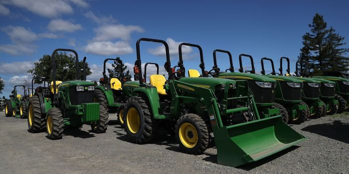 Workers Strike at Deere. Here's What They Want.