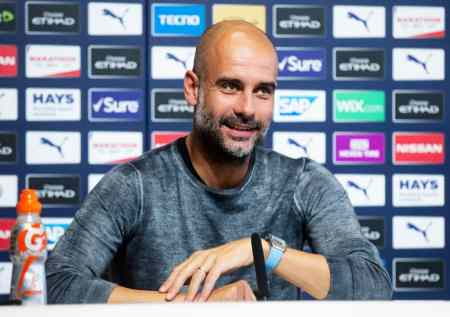 Manchester City handed boost as Pep Guardiola provides update on key duo's availability