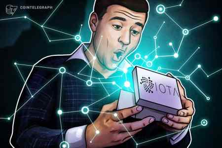 IOTA launches beta smart contracts to foster interoperability