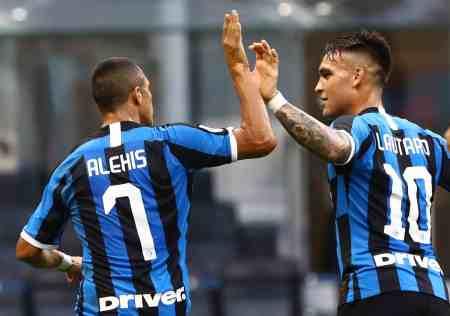 Everton eyeing surprise swap deal involving Inter Milan's Alexis Sánchez