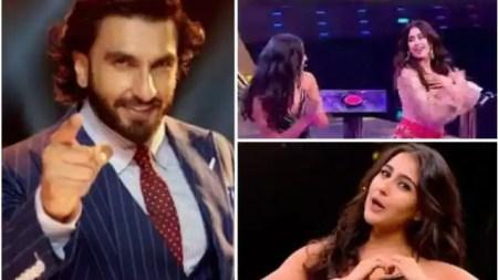 The Big Picture:आज रात बेली डांस और आंख मार कर रणवीर सिंह को इम्प्रेस करेंगी सारा अली खान-जाह्नव ...