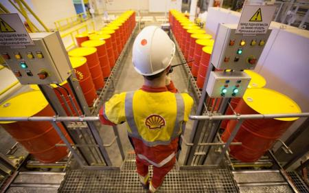 Boom times for Shell amid record gas prices