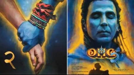 Akshay kumar share OMG 2 posters with Starring Pankaj Tripathi Yami Gautam – Entertainment ...