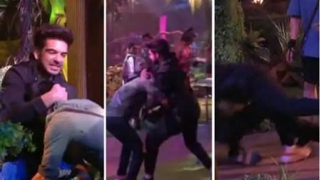 Bigg Boss 15: Karan Kundra and Pratik Sehajpal got aggressive in On Bigg Boss house and further  ...