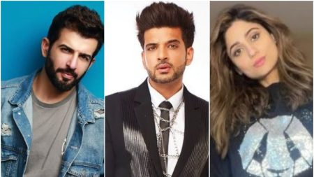 Bigg boss 15 fight happened in the jungle many contestants injured watch video