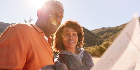 Couples dream of moving to a great spot when they retire. But what if they each want to move to  ...