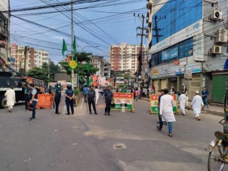 Demanded to protect Hindus of Bangladesh | बांग्लादेश के हिंदुओं की रक्षा करने की मांग की