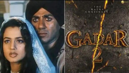 Gadar 2 Motion Poster: Sunny Deol And Ameesha Patel Reunite After 20 Years To As Tara Singh And  ...