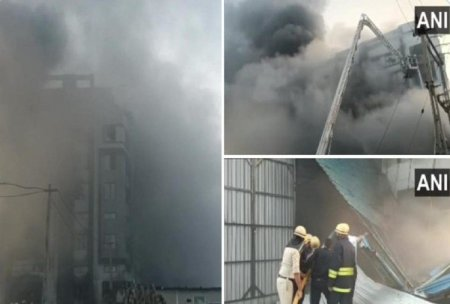 Gujarat News, Fire Breaks Out In Surat Packaging Company, Several Dead And Injured – गुजरा ...