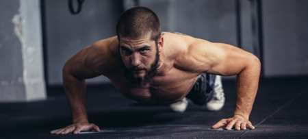 How To Do 100 Push-Ups A Day