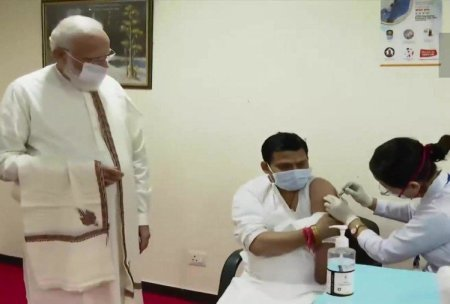 India Completed 1 Billion Covid 19 Vaccination Today Launch New Special Song Live News Updates I ...