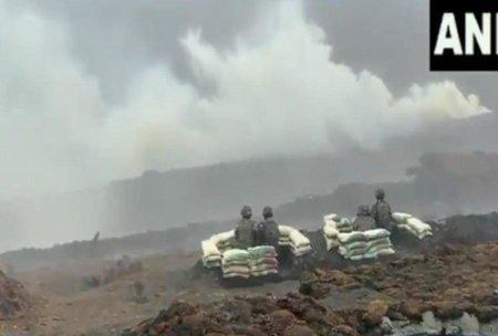 Indian Soldiers Undergo Intense Training Near Lac In Arunachal Pradesh Videos – चीन को मुं ...