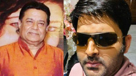 Kapil sharma shared a photo of pankaj udhas and talat aziz on the kapil sharma show pr