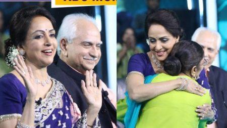 Kaun Banega Crorepati Bollywood first stunt woman Reshma Pathan appeared in front of Amitabh Bac ...