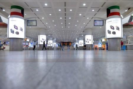 Kuwait airport will operate at full capacity from Sunday | कुवैत हवाईअड्डा रविवार से पूरी क्षमता ...